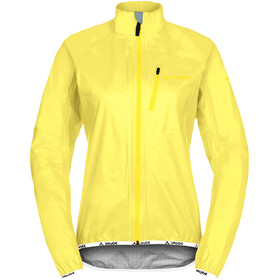 VAUDE Drop III Jacket Women mimosa